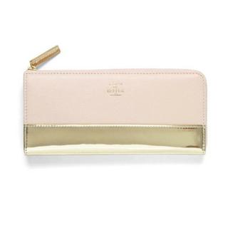 メゾンドリーファー(Maison de Reefur)の財布 レザーウォレットロング(財布)