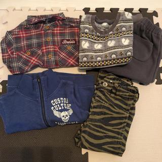 エフオーキッズ(F.O.KIDS)の90サイズ まとめ売り(Tシャツ/カットソー)