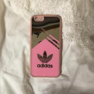 adidas - iPhoneケース/adidas 6s.7 用