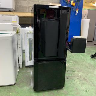 三菱 - ⭐︎MITSUBISHI⭐︎冷凍冷蔵庫2013年146L美品 大阪市近郊配達無料