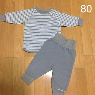 コンビミニ(Combi mini)のキルティングパジャマ80(パジャマ)