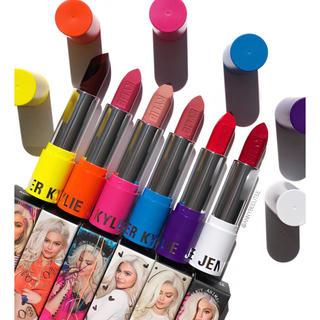 カイリーコスメティックス(Kylie Cosmetics)の完売商品!【KYLIE COSMETICS】 #21 BIRTHDAY セット(口紅)