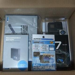 ゴープロ(GoPro)の新品 GoPro現行最上位機種 GoPro HERO7 Black(その他)