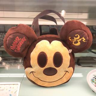 Disney - 35周年 スーベニアランチケース ミッキー ハピエストセレブレーション