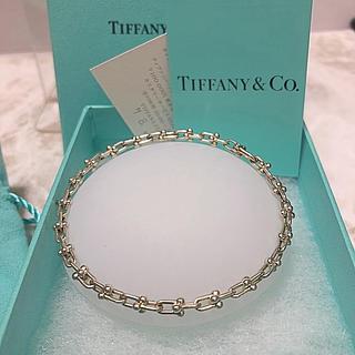 Tiffany & Co. - TIFFANYハードウェア マイクロリンクブレス