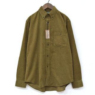 ツータックス(2-tacs)の18aw BROWN by 2-tacs コーデュロイシャツ B.D SHIRT(シャツ)