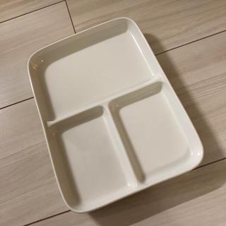 MUJI (無印良品) - 無印良品*仕切り皿