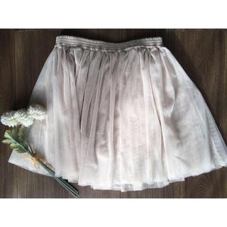 サルース(salus)のベーシックチュールスカート丈40(ミニスカート)