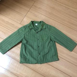 エフオーキッズ(F.O.KIDS)のapres les cours アプレレクール 100cmシャツ(Tシャツ/カットソー)