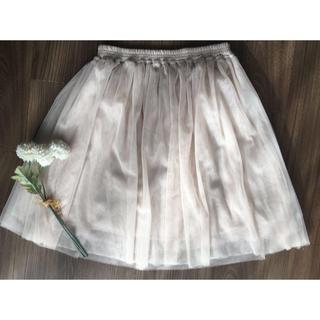 サルース(salus)のベーシックチュールスカート丈50(ひざ丈スカート)