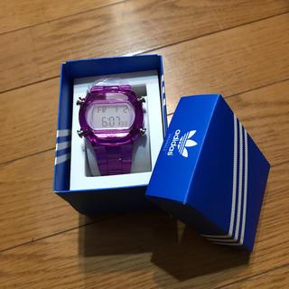 アディダス(adidas)のアディダス 腕時計(腕時計(デジタル))