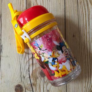 ディズニー(Disney)の香港ディズニー ストローボトル水筒(水筒)