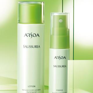アルソア(ARSOA)のサースレアローション&エッセンス(美容液)
