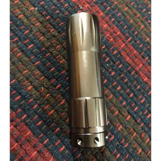 ジェリーネイル(Jelly Nail)のLEDネイルライト 電池付き ジェルネイルなどに(ネイル用品)