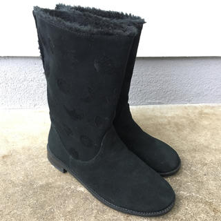 ツモリチサト(TSUMORI CHISATO)のツモリチサト ムートンブーツ 24㎝(ブーツ)
