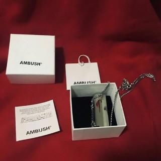 アンブッシュ(AMBUSH)のambush ネックレス ライター(ネックレス)