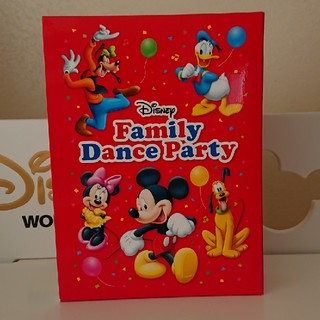 ディズニー(Disney)の【DWE】ディズニーファミリーダンスパーティー(キッズ/ファミリー)