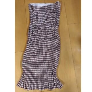 ツモリチサト(TSUMORI CHISATO)の美品です✴TSUMORI CHISATO creperie スカート(ひざ丈スカート)