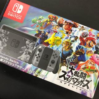 Nintendo Switch - 任天堂Switch スマブラ同梱版 セット