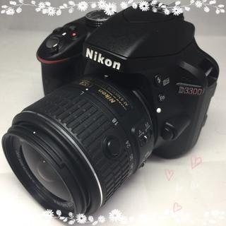 Nikon - ★卒・入学応援セール★ニコンD3300 レンズキット♪