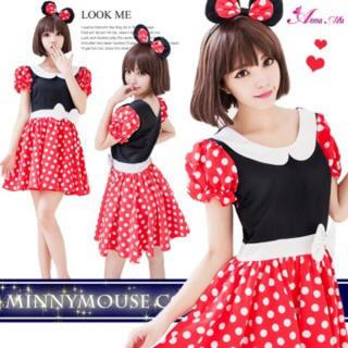 ディズニー(Disney)の大人 ミニーマウス衣装(衣装)