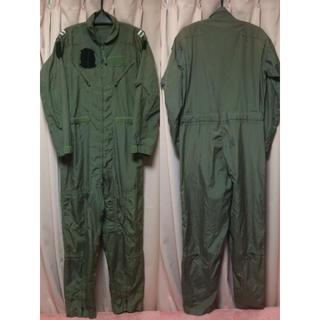 米軍CWU-27/PフライトスーツODアラミド ノーメックス(戦闘服)