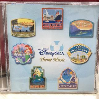 ディズニー(Disney)のディズニーシー テーマミュージック CD(アニメ)