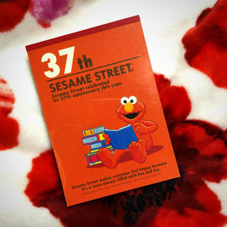 セサミストリート(SESAME STREET)のセサミストリート❁メモ帳(ノート/メモ帳/ふせん)