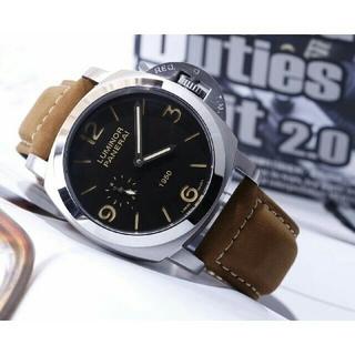 オフィチーネパネライ(OFFICINE PANERAI)のPANERAI腕時計 LUMINOR 44mm(腕時計(アナログ))