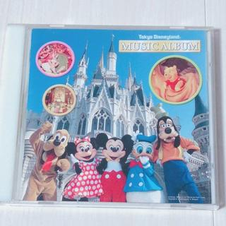ディズニー(Disney)のディズニーランド ミュージックアルバム CD(アニメ)