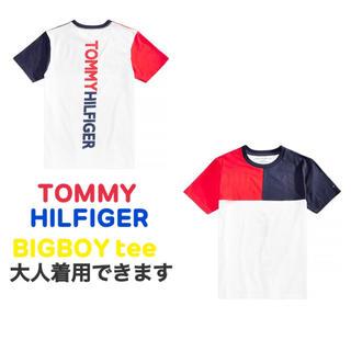 TOMMY HILFIGER - 【新品】TOMYHILFIGERのTシャツ