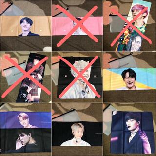 EXO スローガン各種