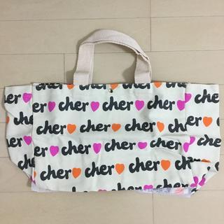 シェル(Cher)の【未使用品】cher トートバッグ(トートバッグ)