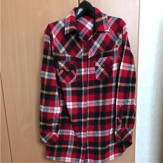 ロンハーマン(Ron Herman)のカリフォルニアサーフブランドロングネルシャツ(シャツ/ブラウス(長袖/七分))