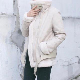 【週末限定価格】OHOTORO ムスタン コート