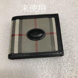 バーバリー(BURBERRY)のバーバリー折財布(折り財布)