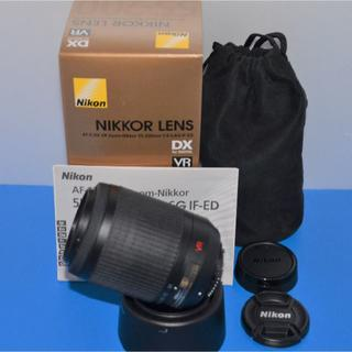 ニコン(Nikon)のNikon DX AF-S NIKKOR 55-200mm ED VR(レンズ(ズーム))