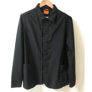 カトー(KATO`)の新品未使用 KATO'AAA カトー ジャケット ブラック(テーラードジャケット)