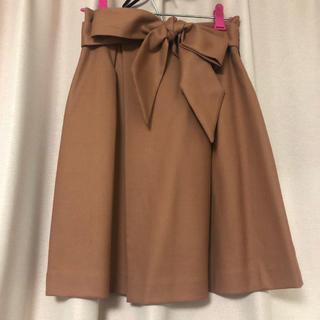 タグあり ノエラ リボンスカート