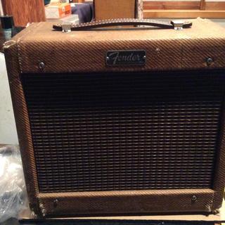 フェンダー(Fender)の1963 オリジナル ツイード チャンプ(ギターアンプ)