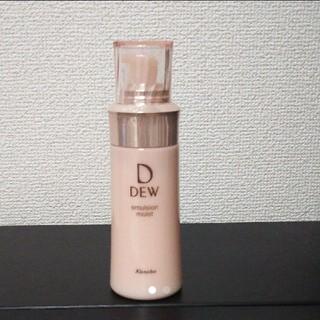 デュウ(DEW)のDEW エマルジョン しっとり(乳液 / ミルク)