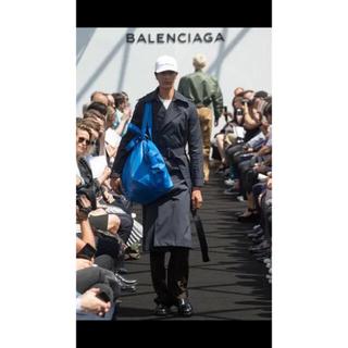 バレンシアガ(Balenciaga)の売り切り希望 バレンシアガ balenciaga トレンチコート ネイビー(トレンチコート)