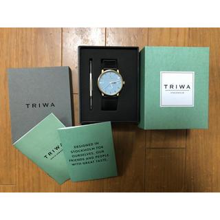 トリワ(TRIWA)のTRIWA腕時計(腕時計)