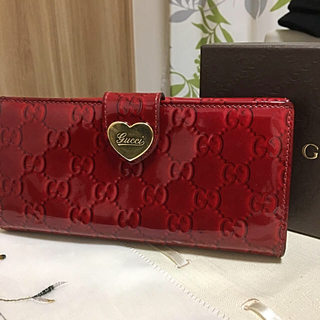 cbc2d5ebd537 2ページ目 - グッチ エナメル 財布(レディース)の通販 100点以上 | Gucci ...