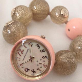 ツモリチサト(TSUMORI CHISATO)のツモリチサト ハッピーボール腕時計(腕時計)