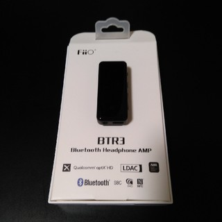 fiio  BTR3(アンプ)