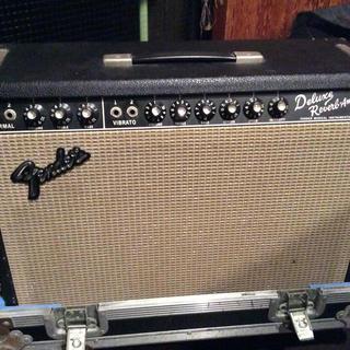 フェンダー(Fender)の1966 fender デラックスリバーブ ヴィンテージ(ギターアンプ)