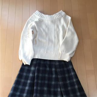 インデックス(INDEX)のindex 試着のみの美品ニットセーター(ニット/セーター)
