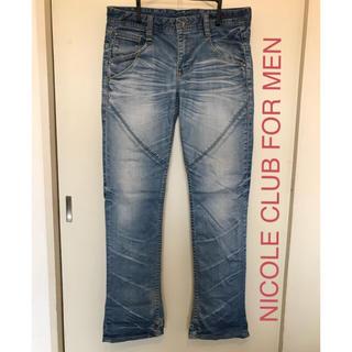 ニコルクラブフォーメン(NICOLE CLUB FOR MEN)のNICOLE CLUB FOR デニム サイズM(デニム/ジーンズ)