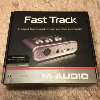 M-AUDIO USBオーディオインターフェース(オーディオインターフェイス)